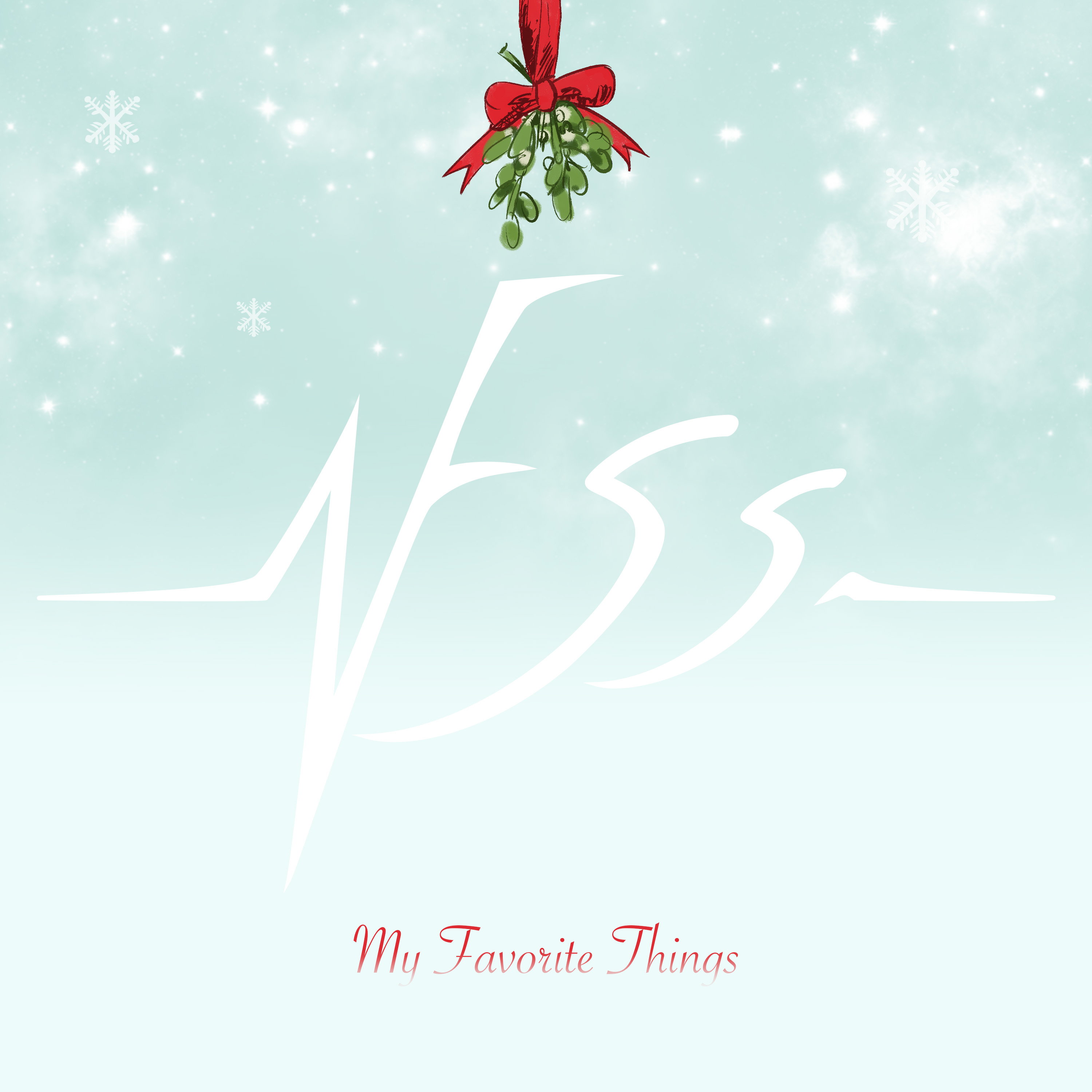 Ness Holiday EP 2014 Cover